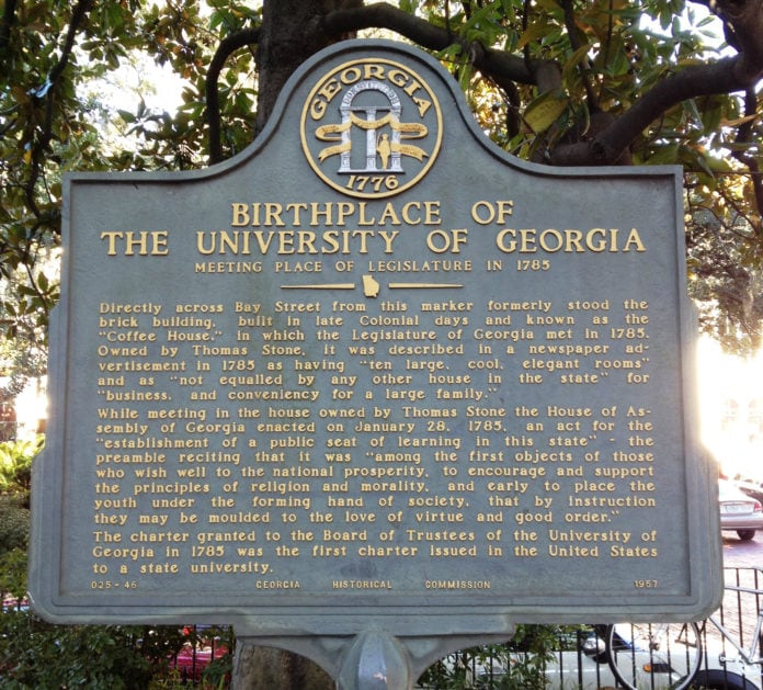UGA fraternity suspended after racist video emerges and goes viral