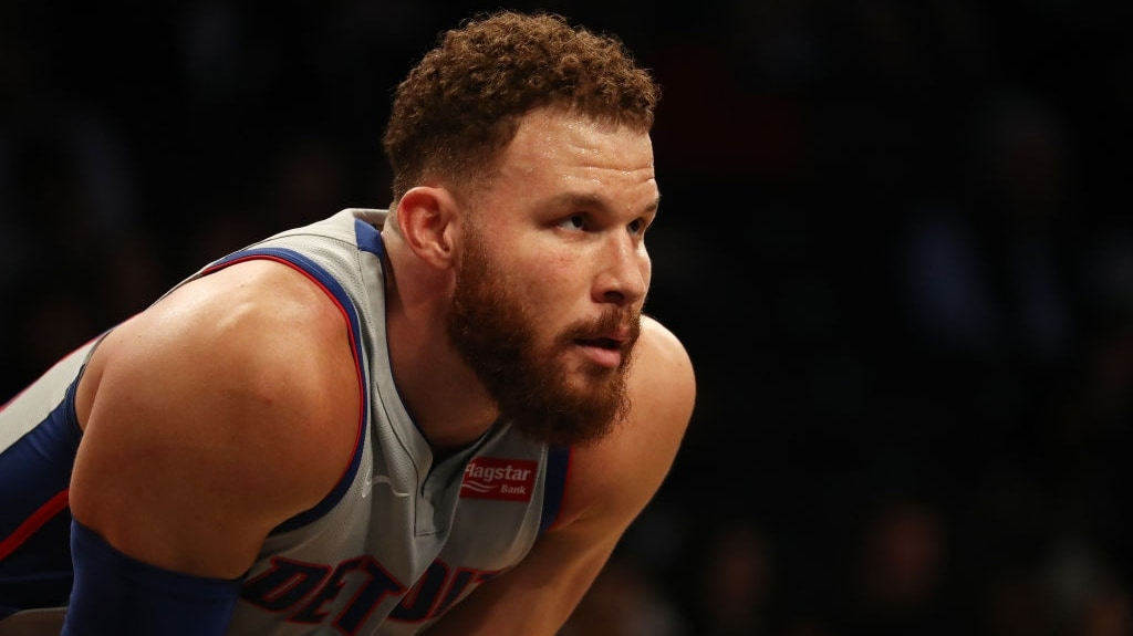 "Blake Griffin reportedly popped off on racist Timberwolves fan for calling him ""boy"""