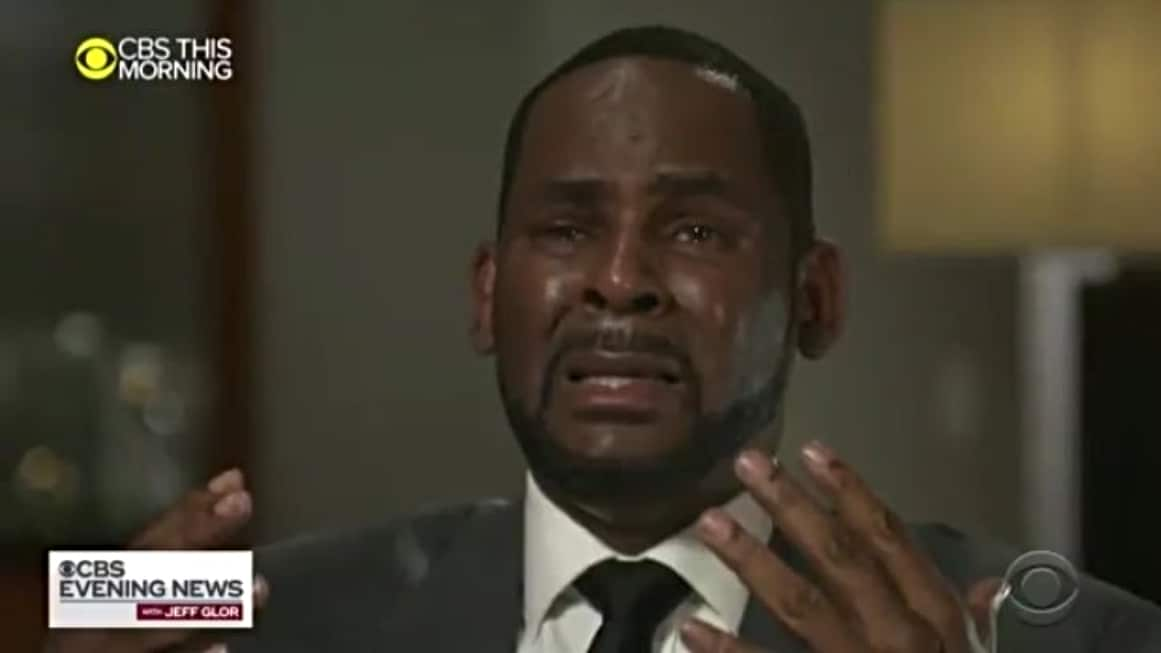 R. Kelly to move to New York to face racketeering charges