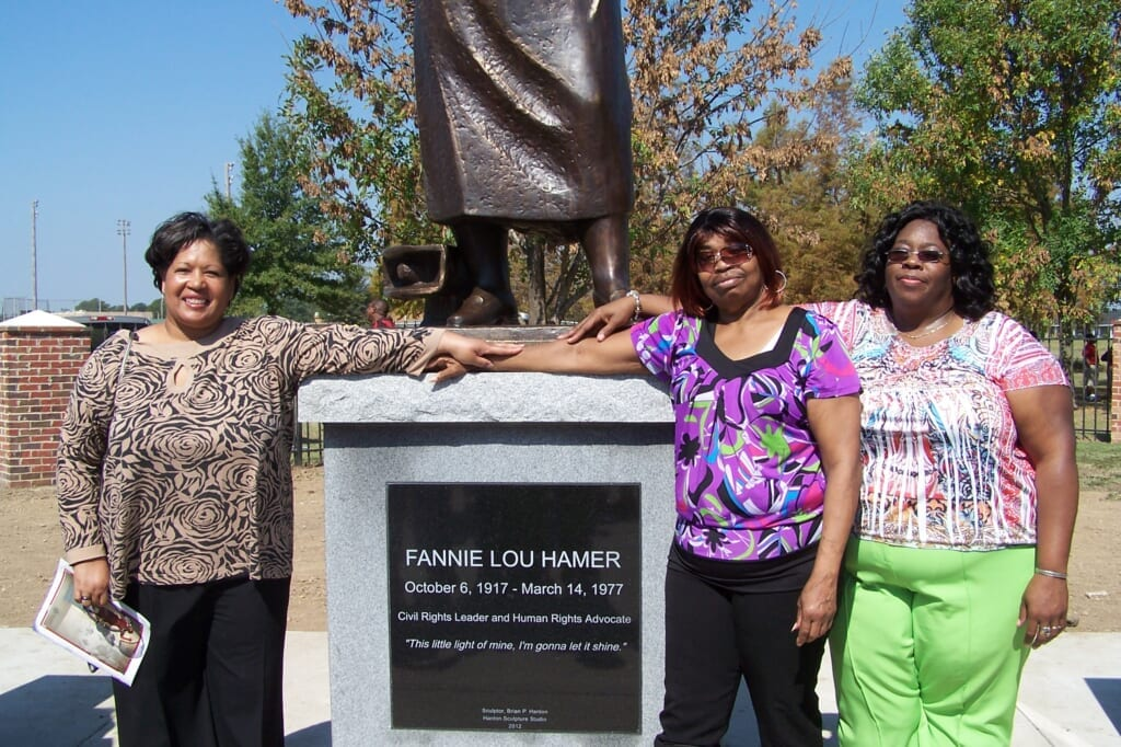 Fannie Lou Hamer thegrio