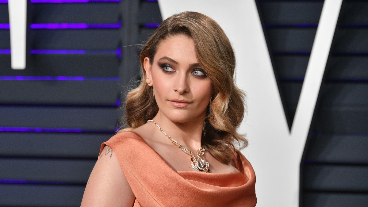 Paris Jackson fires back at reports she was rushed to hospital