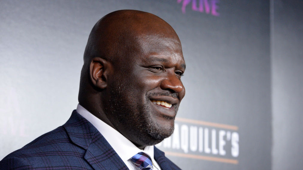 Shaq named new spokesman for Papa John's