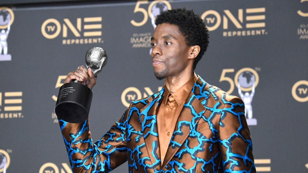 Image result for Black Panther's Chadwick Boseman to star as Japan first African samurai 'Yasuke'