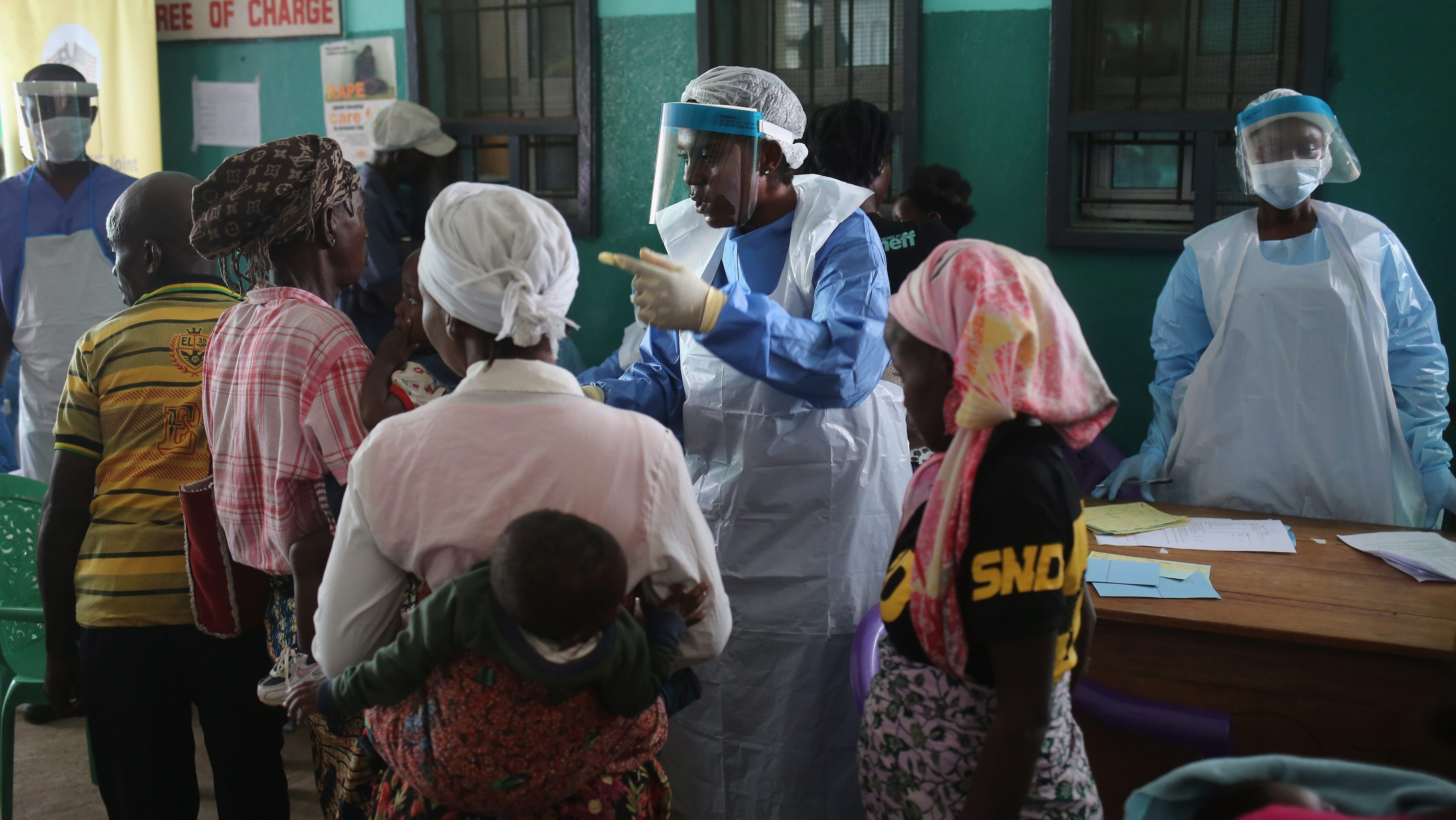 Ebola Epidemic in DRC Out of Control as Death Toll Rises - MSF