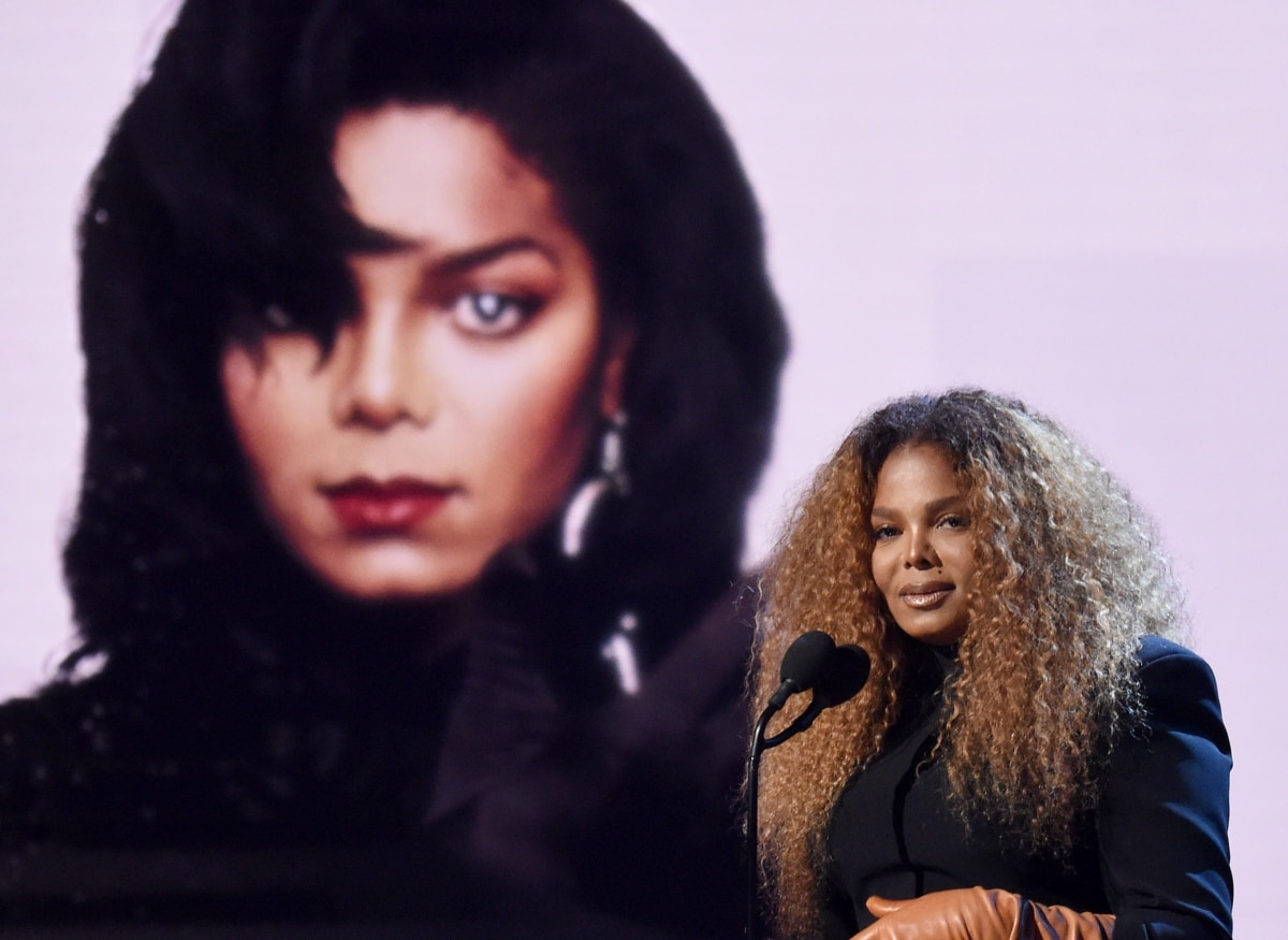 Janet Jackson Rock and Roll Hall of Fame thegrio.com