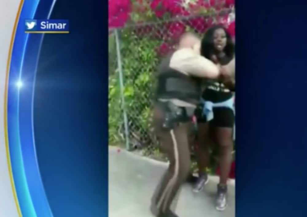 Black woman who says she was brutalized by Miami-Dade Cops is suing the force