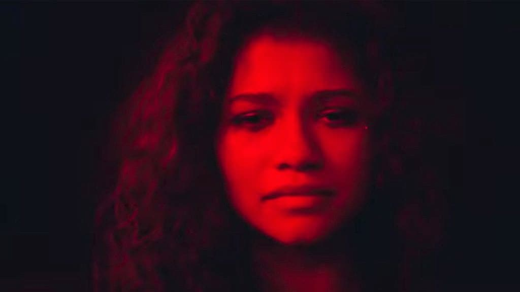 Zendaya is disturbing AF in 'Euphoria' trailer
