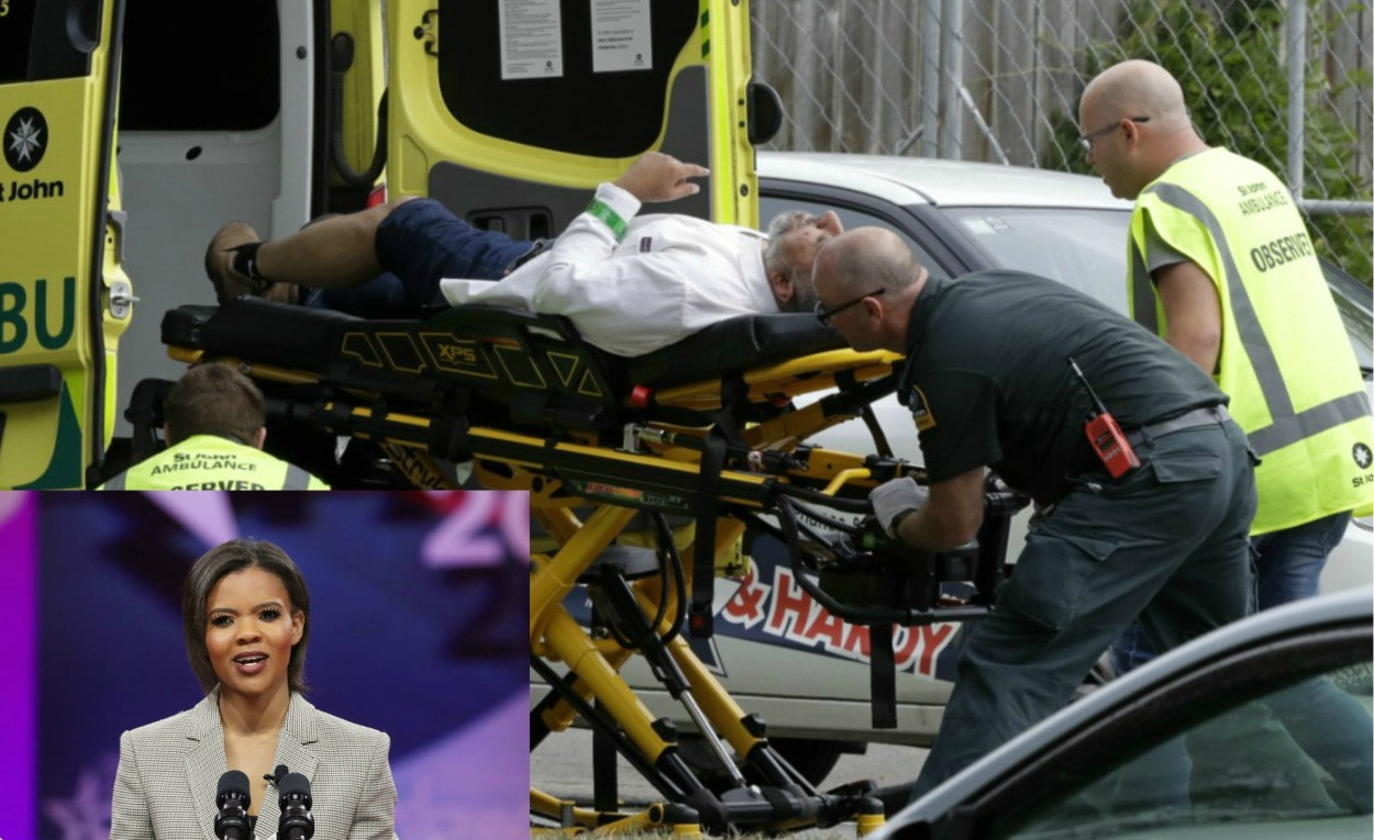 Mass murderer in New Zealand says he was inspired by Candace