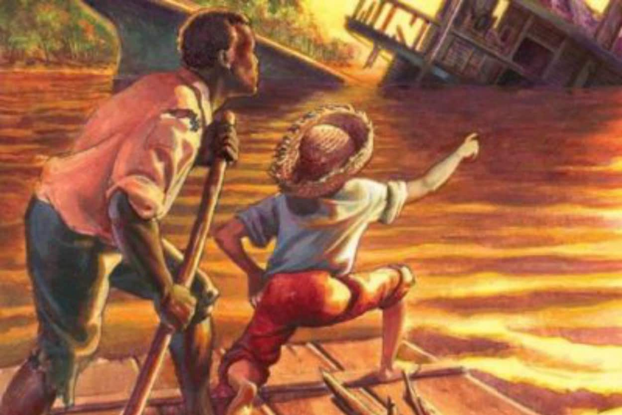 'Huckleberry Finn' controversy resurfaces and becomes target of N.J. lawmakers