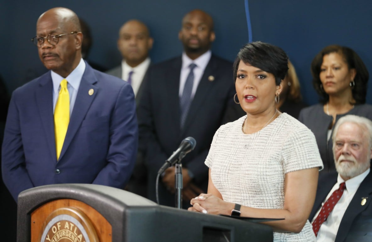 Some Spelman students bash Atlanta mayor Keisha Lance Bottoms as commencement speaker forcing college to shut down commenting on social media page