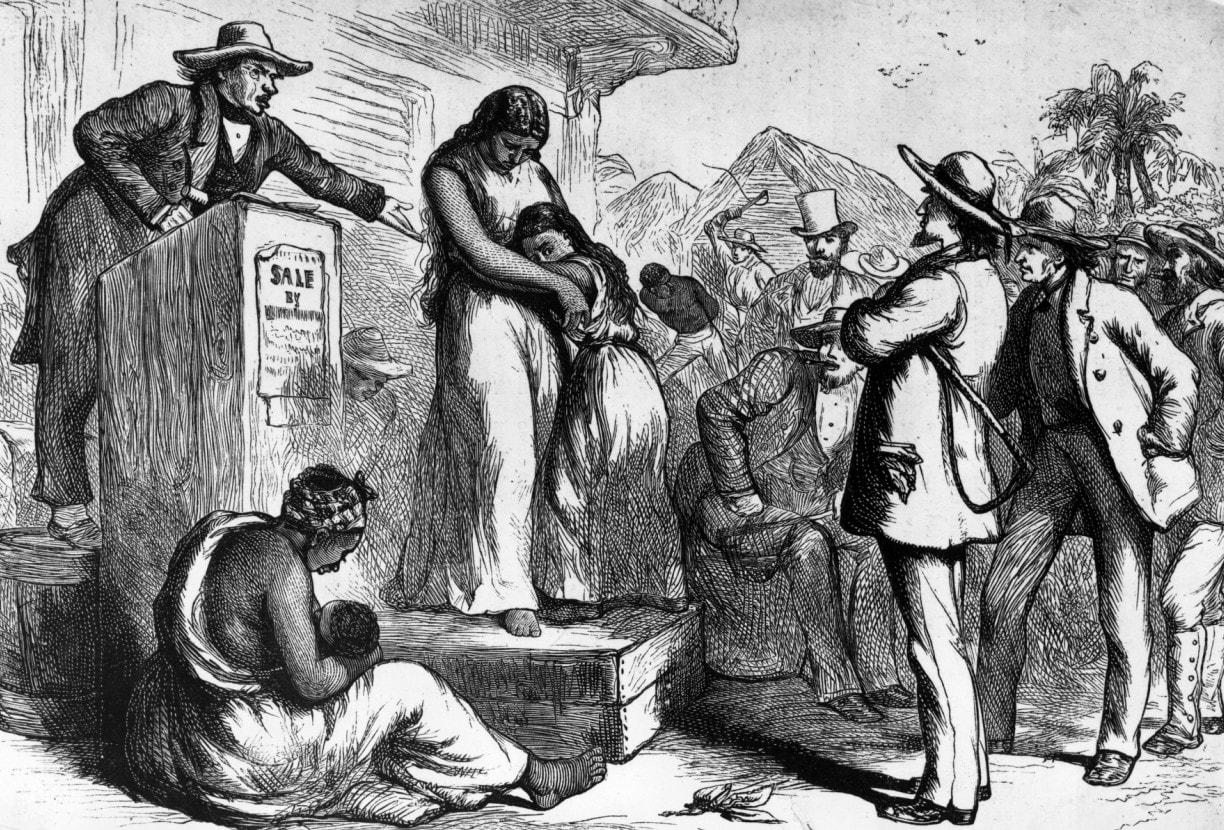 Why New Year's Day was no holiday for Black people during slavery