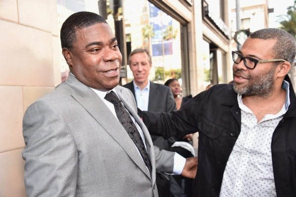 Tracy Morgan says Jordan Peele's humor helped him recover from accident in 2014