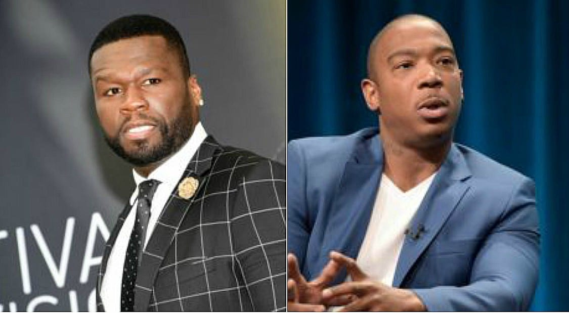 Profiles in petty: 50 Cent makes fun of Ja Rule's tax woes on Instagram
