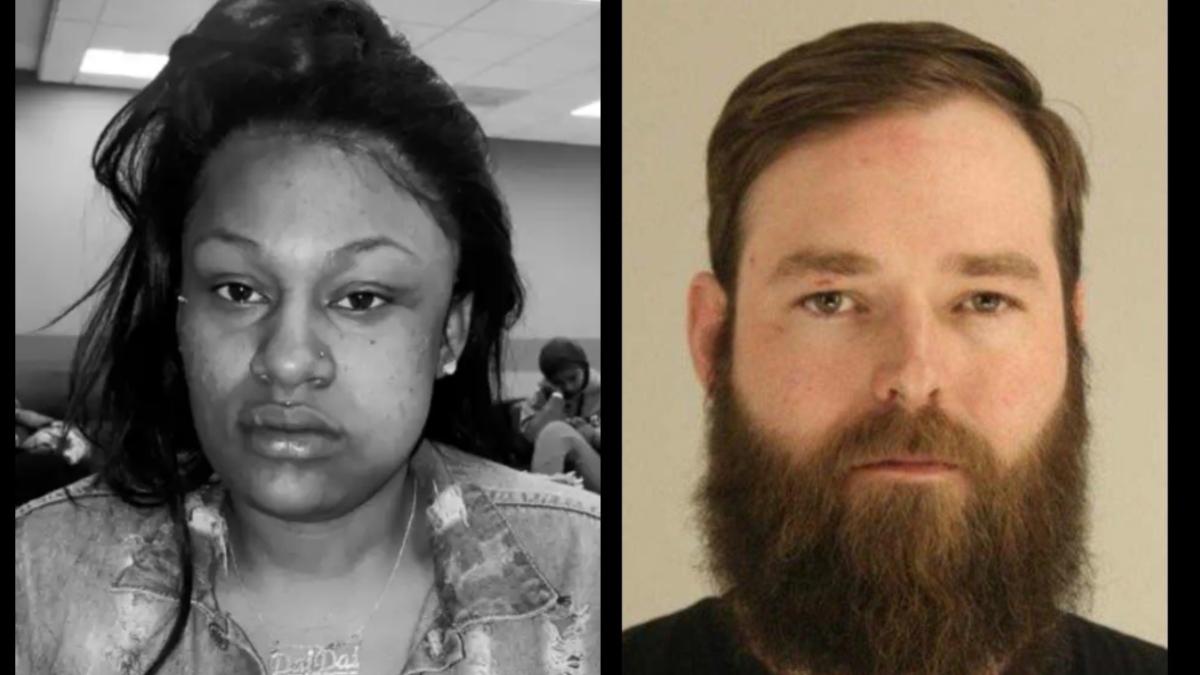 White Man Fucking Ebony Woman