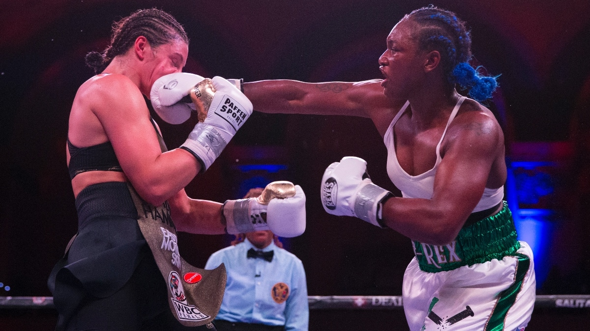 Boxing Champ Claressa Shields Makes History With Stunning