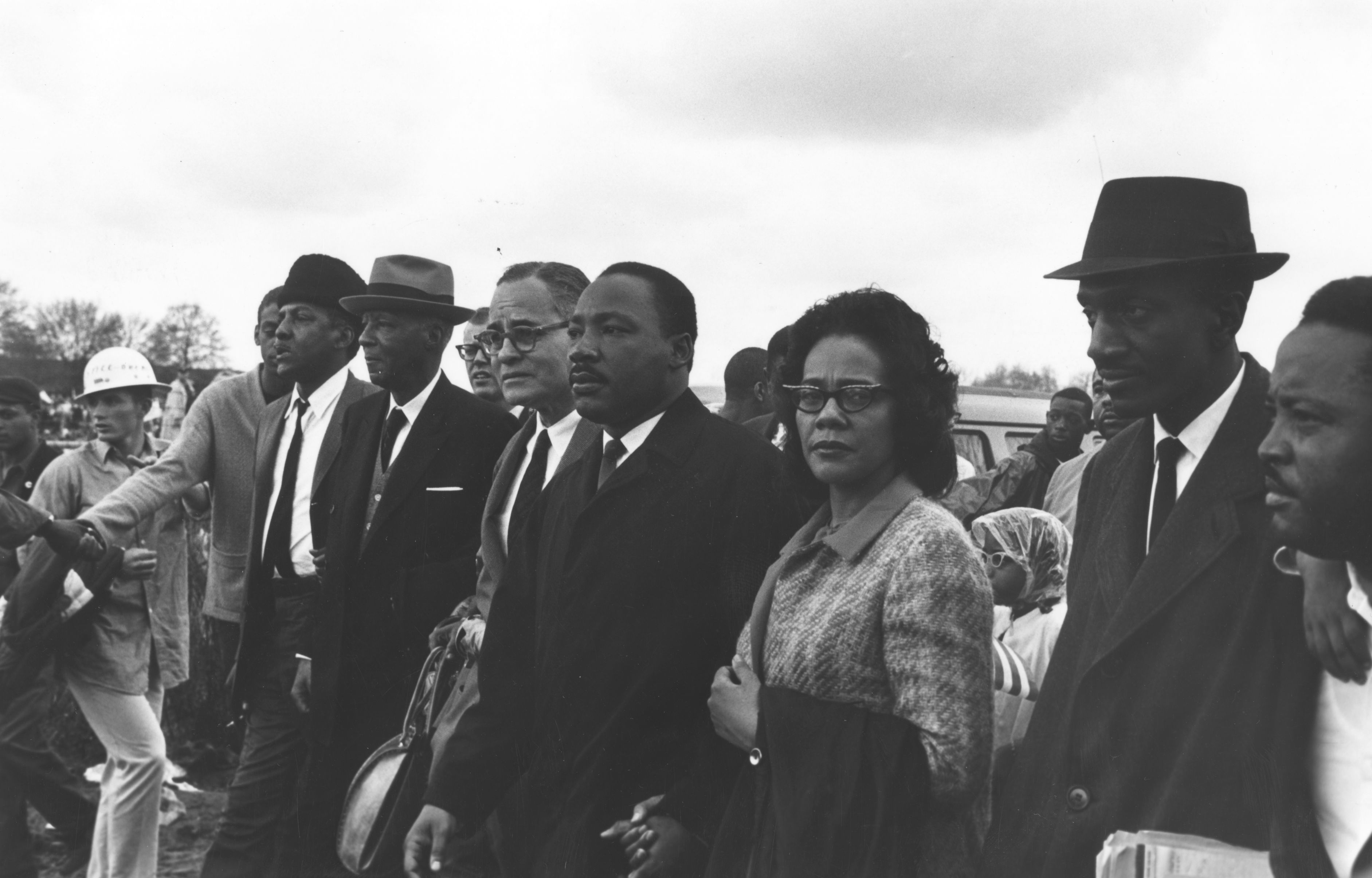Film and documentary on Martin Luther King's murder mystery in the works