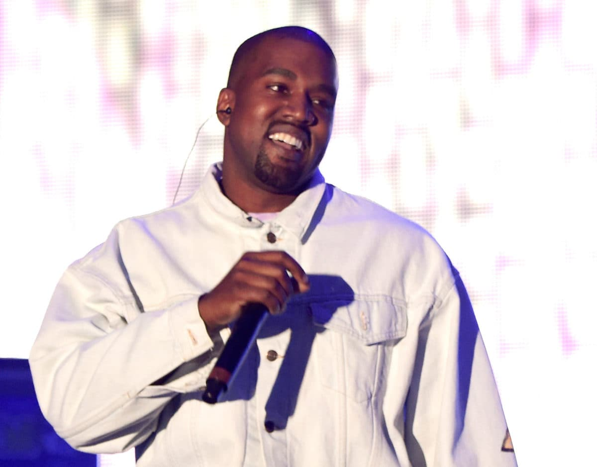 Kanye West files trademark request for 'Sunday Service' merchandise