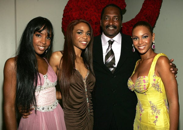 Mathew Knowles says Beyonce and Kelly Rowland were 'harassed' as teens by Jagged Edge members