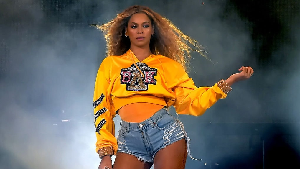 SNUBBED? Beyonce gets no Emmy love for 'Homecoming'