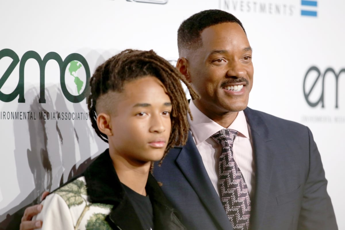 Will Smith makes surprise appearance at Coachella alongside son Jaden