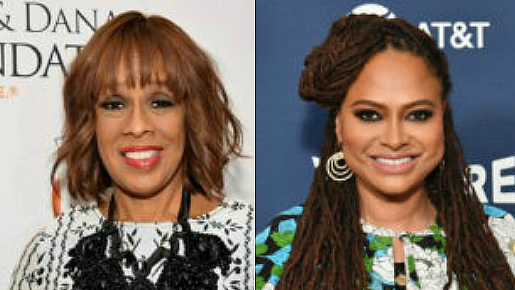 Gayle King moved to tears by Ava DuVernay's TIME 100 tribute to her