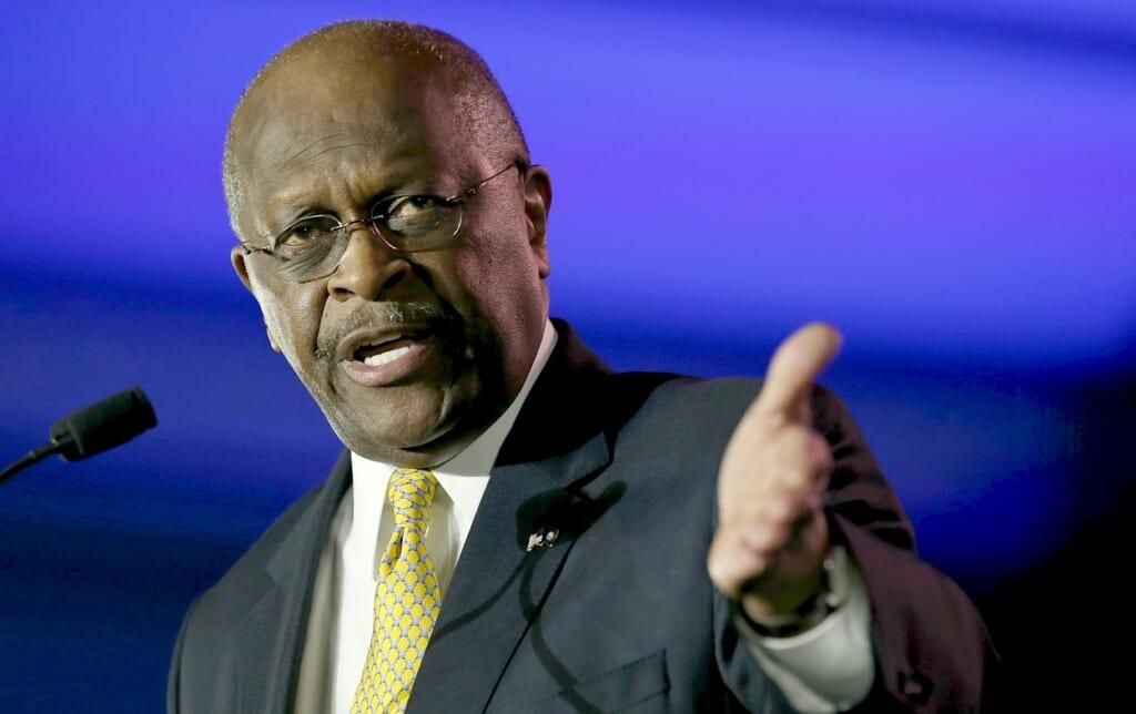 Herman Cain thegrio.com
