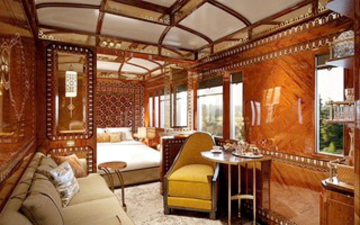 Hitting the Tracks in Style: Travel's Most Luxurious Train Rides