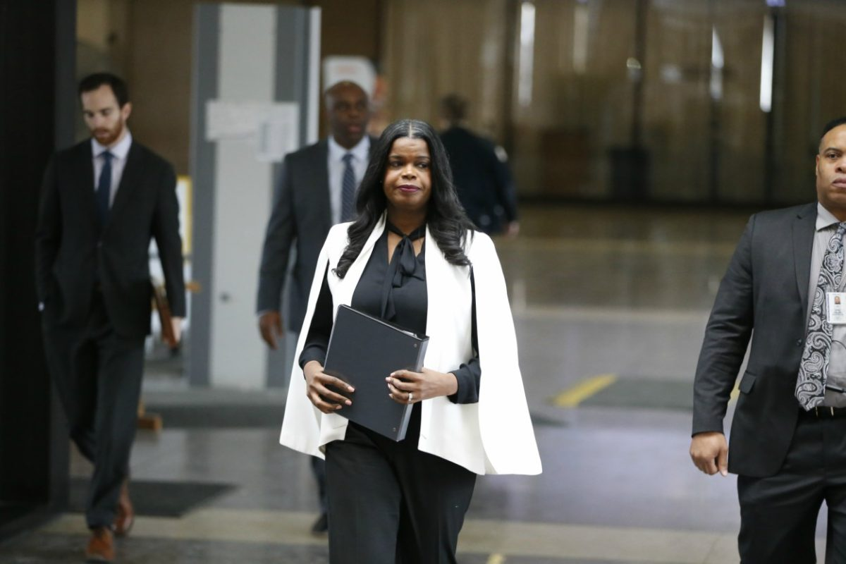 Text Messages Reveal How Kim Foxx Referred to Smollett