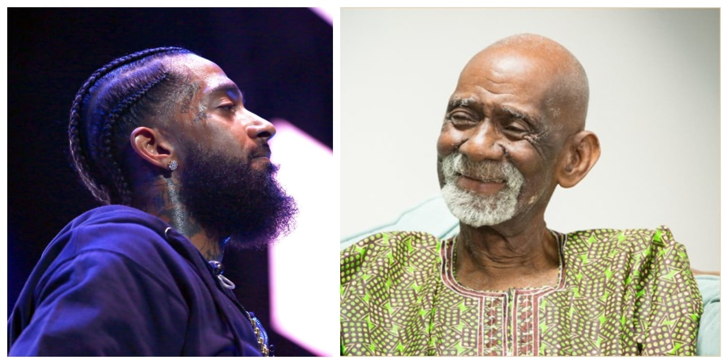 Chill with the Dr  Sebi conspiracy theories about Nipsey Hussle's