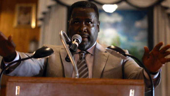 This image released by the Tribeca Film Festival shows Wendell Pierce in a scene from
