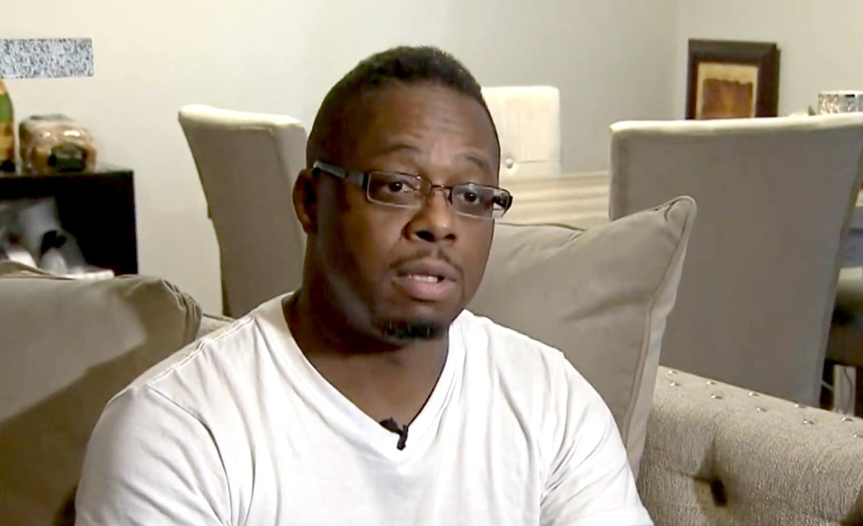 Security Guard Says He Tried To Prevent Home Depot