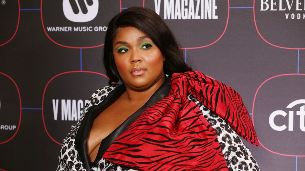 Lizzo will make major TV performance debut at MTV Movie & TV Awards