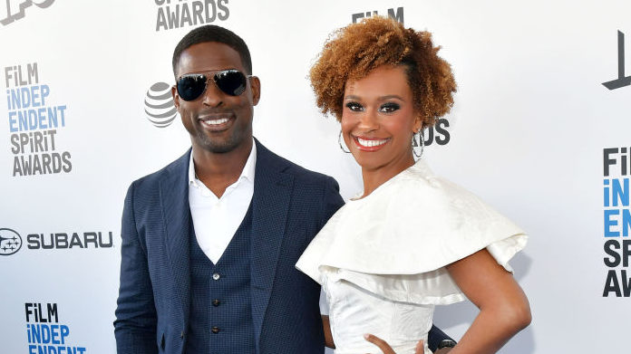 Sterling K. Brown opens up about 'This Is Us' renewal news and his real-life marriage: 'I'm not the perfect husband'
