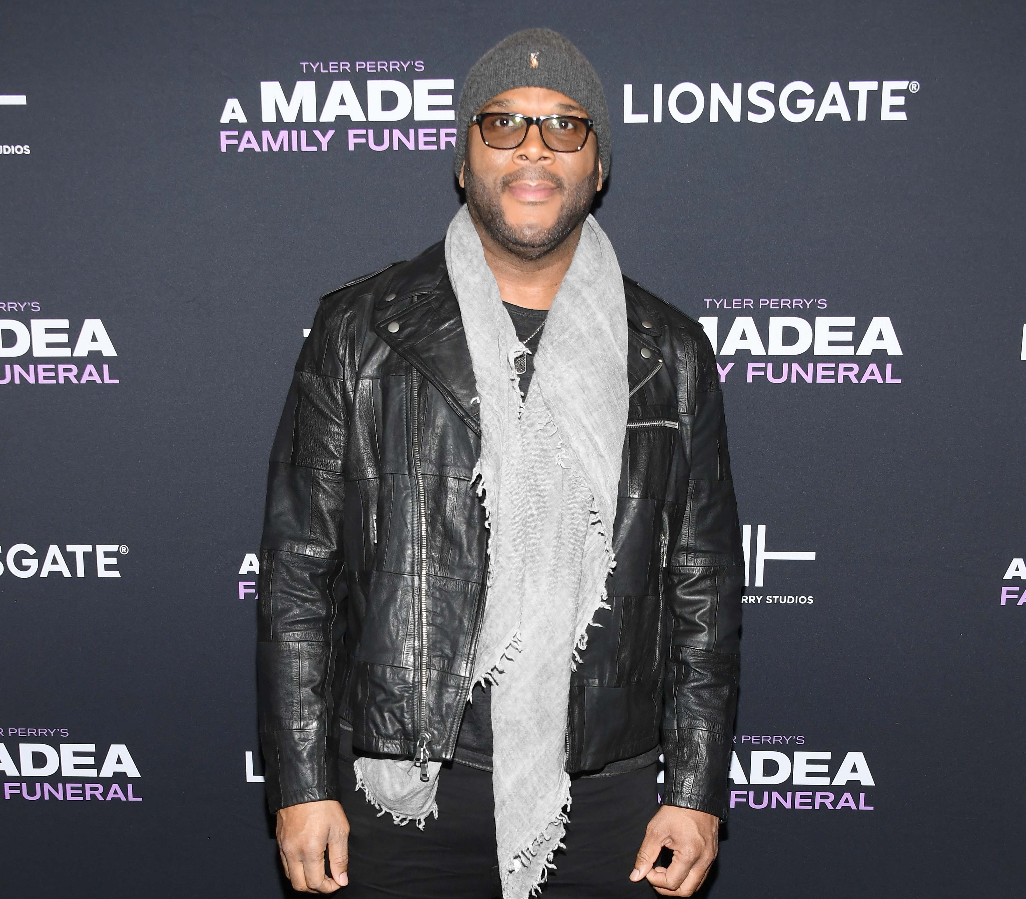 Tyler Perry to star in forthcoming thriller with Angelina Jolie
