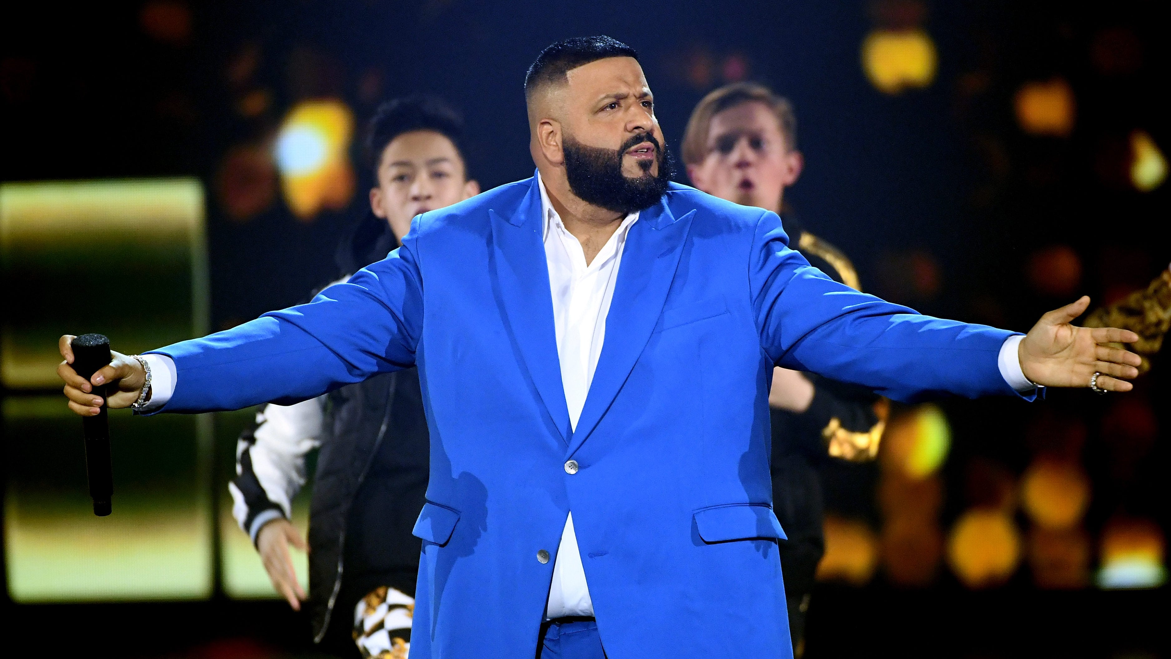 DJ Khaled is owning the month of May with 'Father of Asahd' promo