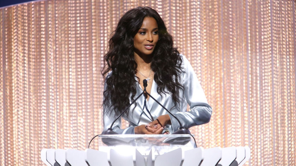 Ciara accepted to Harvard Business School: 'Words cannot express my excitement'
