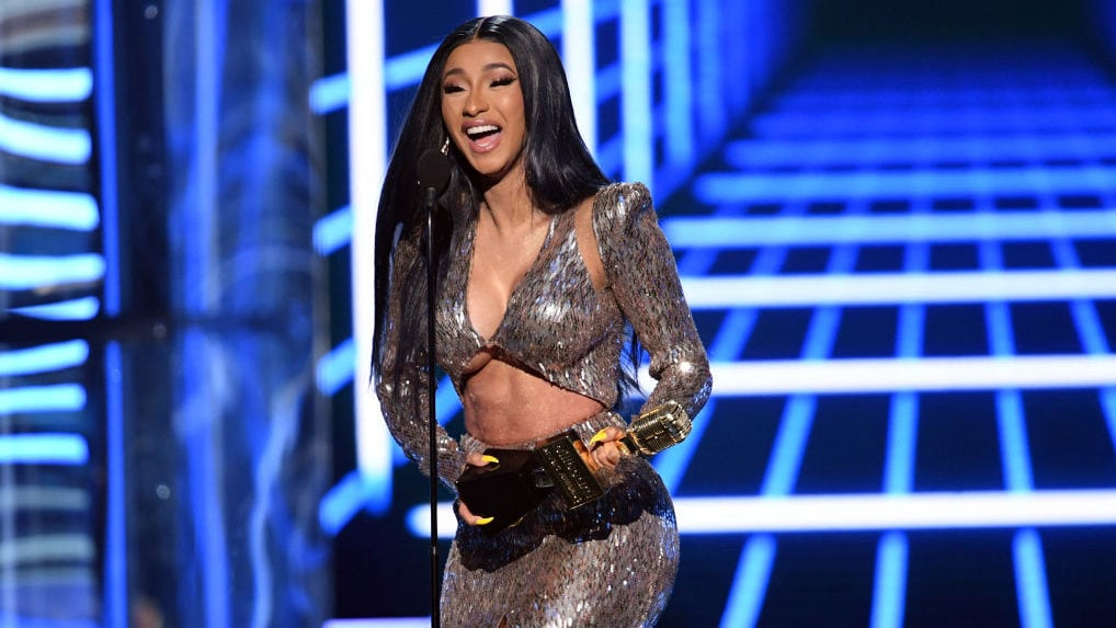 Cardi B countersued by blogger claiming beef between them brought 'gang related' threats