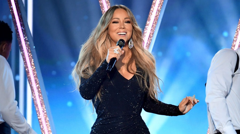 Mariah Carey celebrates women who made impact in 'misogynistic' corporate entertainment industry