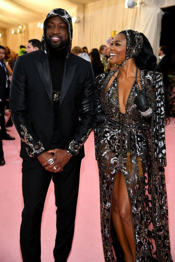 Dwayne Wade And Gabrielle Union thegrio