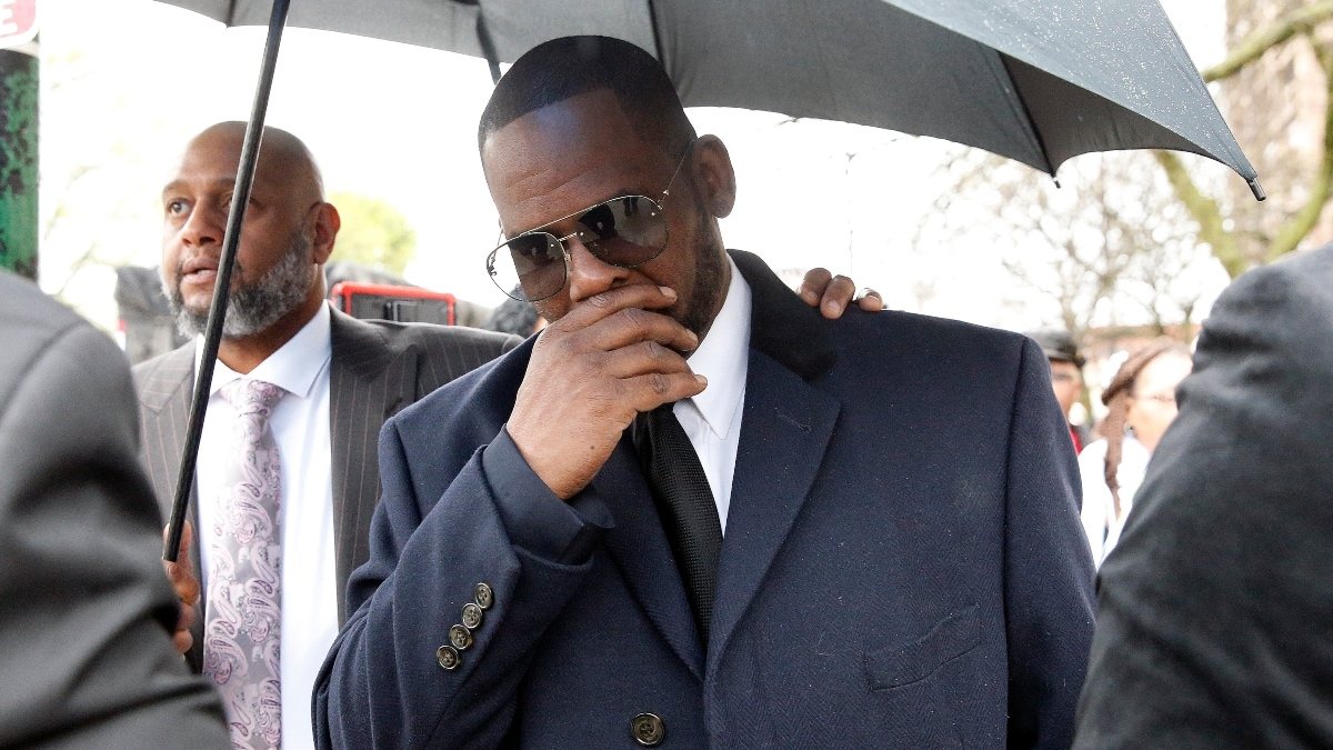 R. Kelly charged with 11 brand NEW counts of sexual abuse