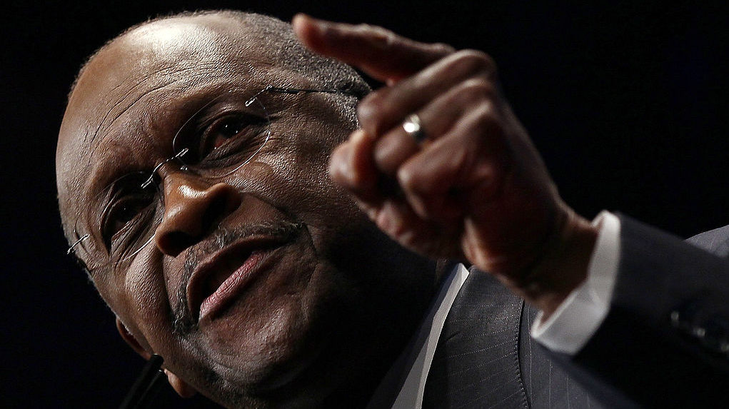 "Herman Cain says Black folks are ""brainwashed"" against Trump"