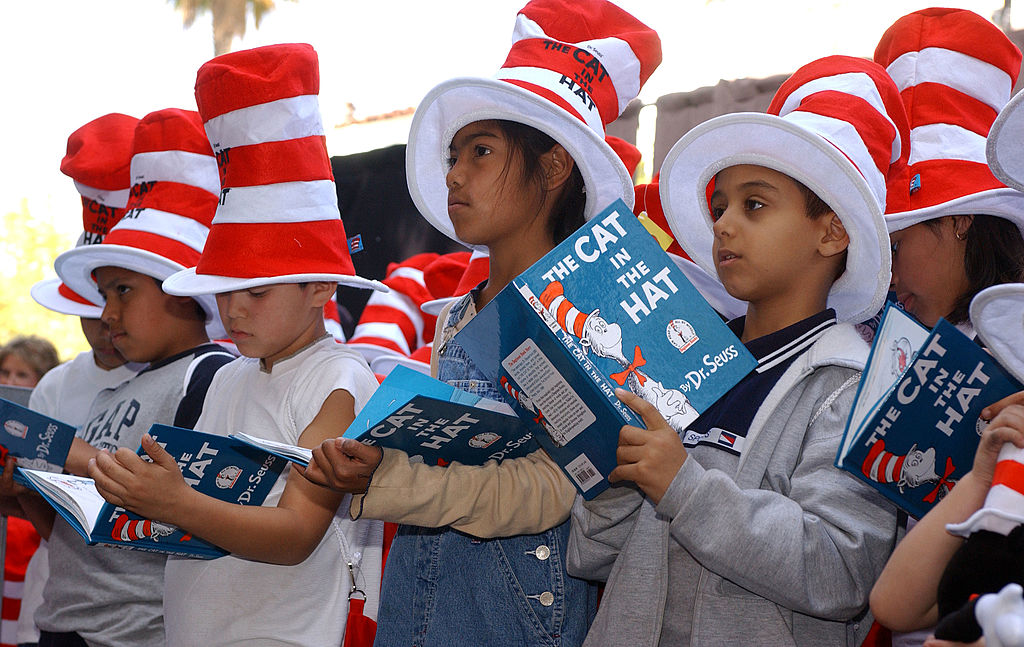The six Dr. Seuss books canceled over racist images