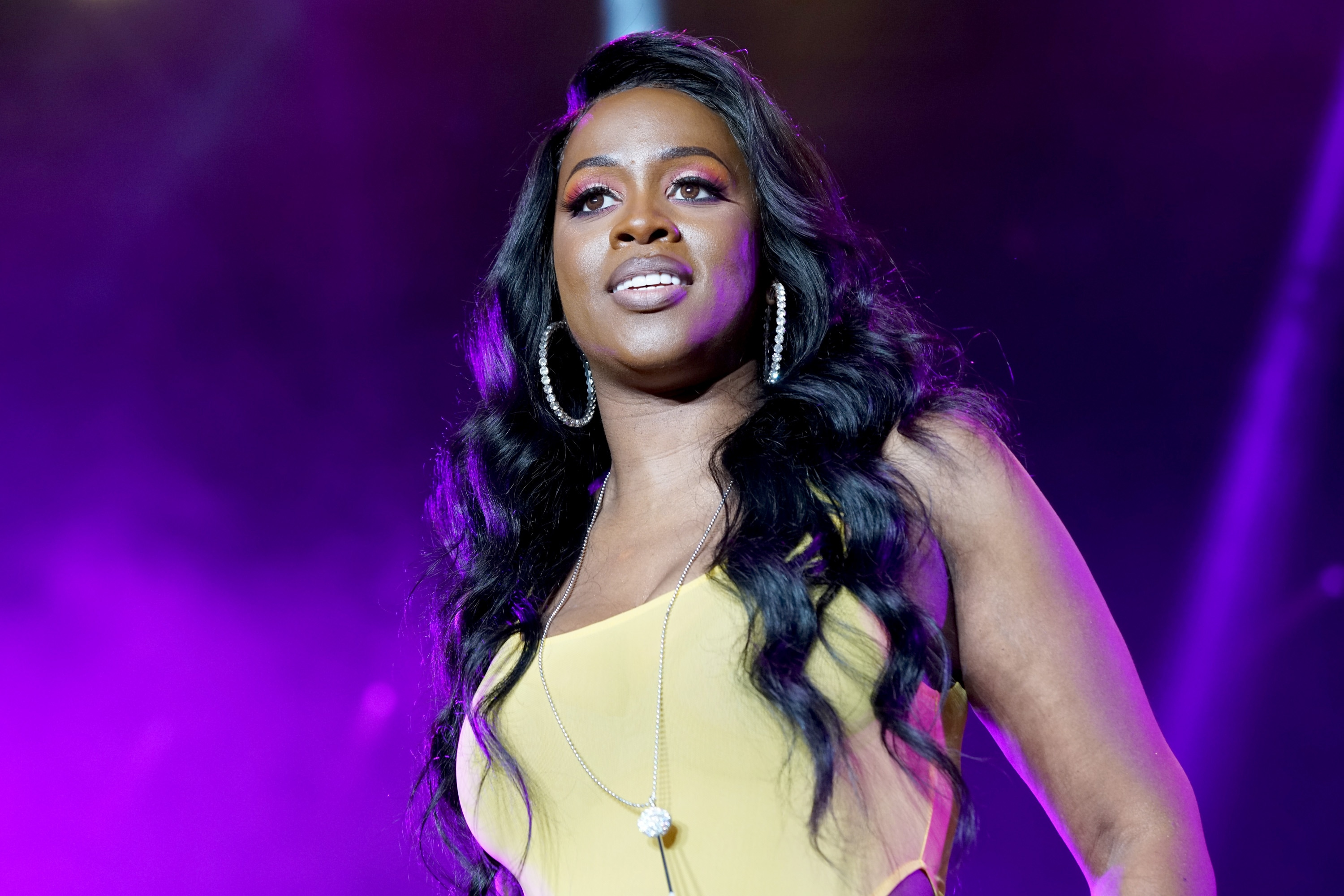 Remy Ma Arrested on Misdemeanor Assault Charge