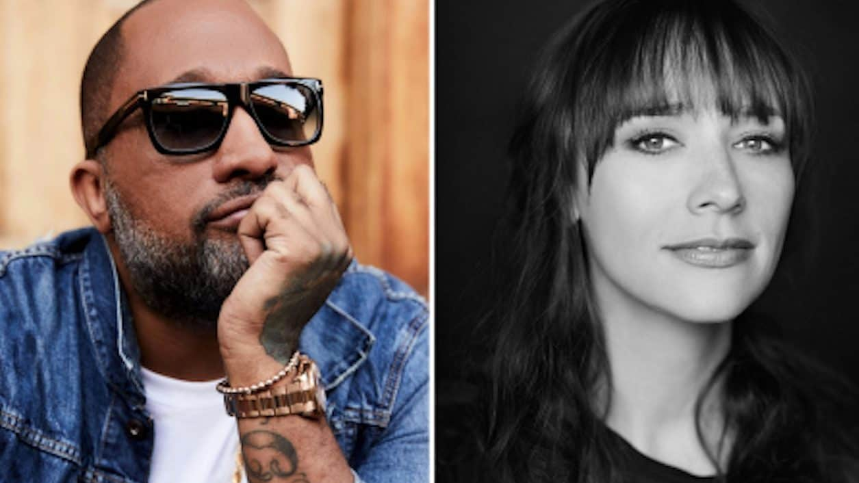 Kenya Barris and Rashida Jones will executive produce and star in new Netflix series 'Black Excellence'