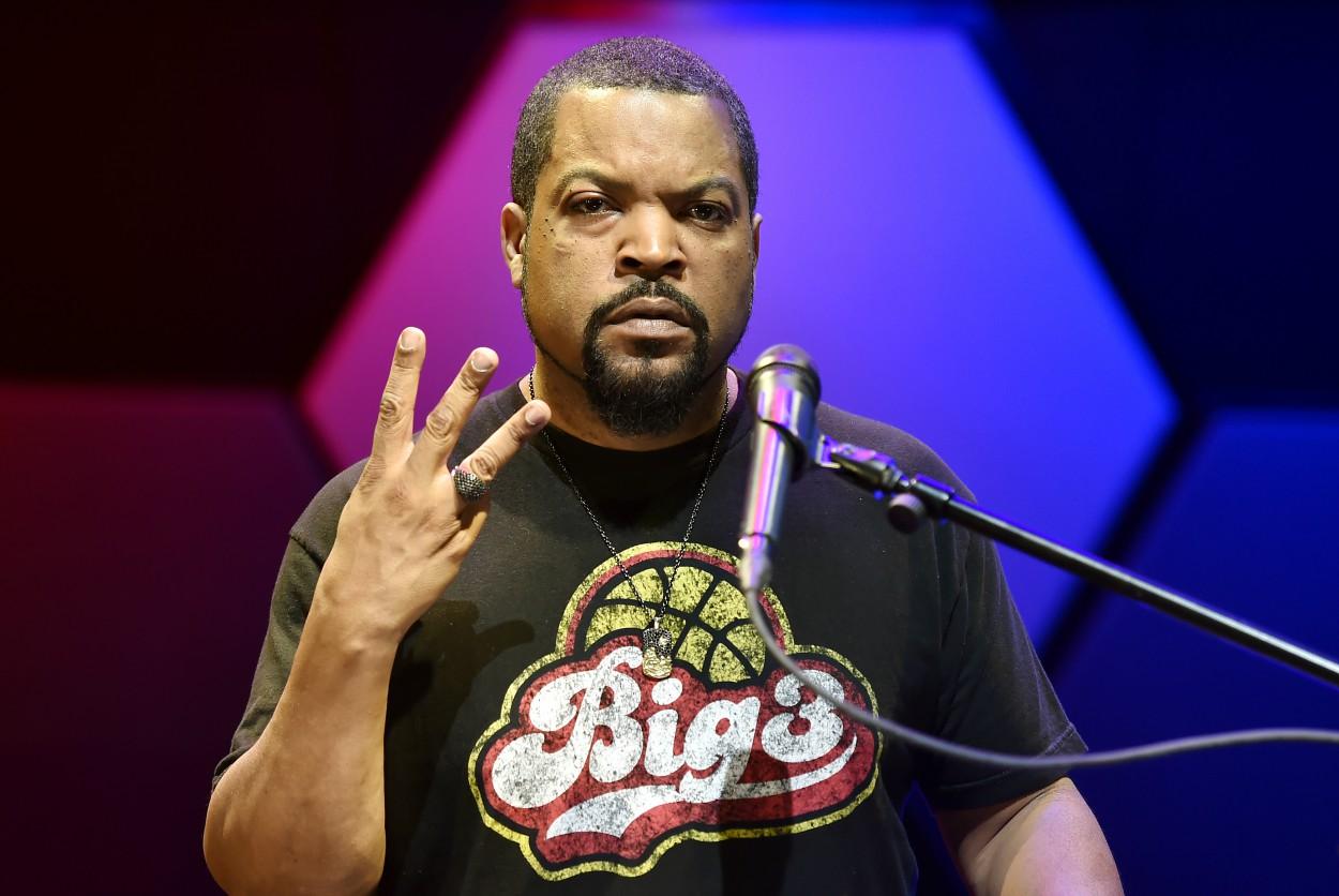 Ice Cube thegrio
