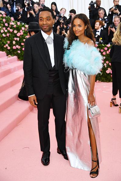 Chiwetel Ejiofor and Frances Aaternir thegrio