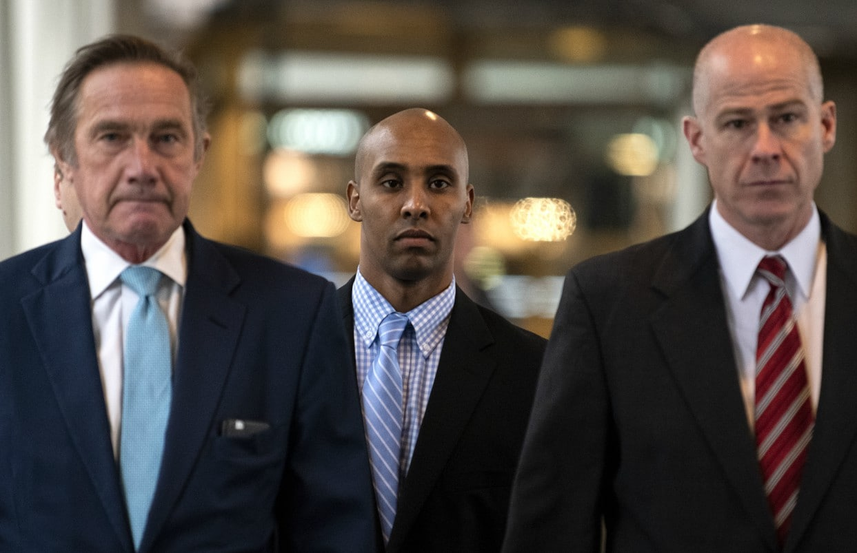 After conviction of former Minneapolis cop delicate debate