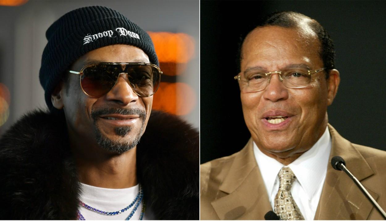 Snoop Dogg threatens Facebook boycott after site bans Louis Farrakhan