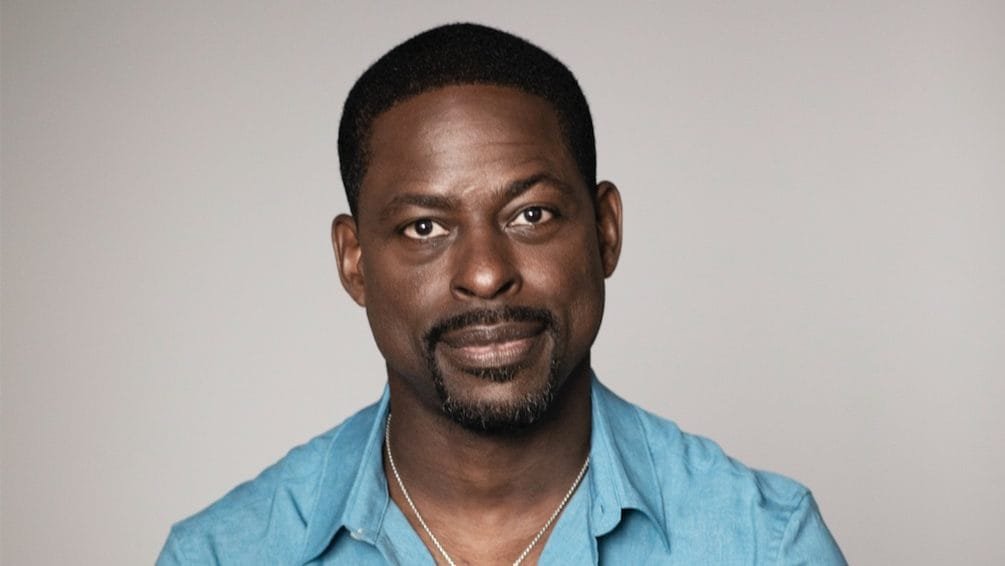 Here's why Sterling K. Brown is on a mission to support cancer survivors