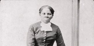 "This 1860-75 photo made available by the Library of Congress shows Harriet Tubman. Treasury Secretary Steven Mnuchin is calling ""completely erroneous"" a report published Friday, June 14, 2019, that an initial 2020 deadline for completing the design of a $20 bill featuring Harriett Tubman could have been met. (Harvey B. Lindsley/Library of Congress via AP)"